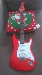 Guitarra stratocaster Eagle