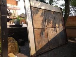 Portão de ferro (2,50x3,10)