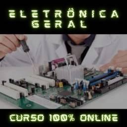 Curso Completo de Eletrônica Geral 2020