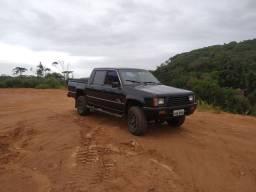 L200 97 2.5 turbo diesel 4x4 Ac troca