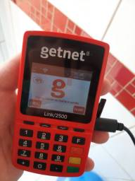 Vendo máquina de cartão de crédito com chip ilimitado de internet