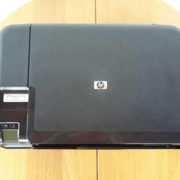 Impressora multifuncional hp photosmart c4480 all-in-one