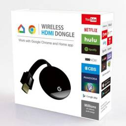 Google Chromecast 2 Full Hd Wi-fi Smart Tv