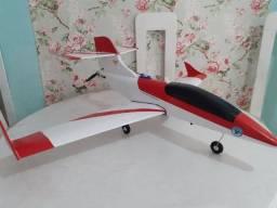 Kit aeromodelo Jato Viper para montar Cortes CNC