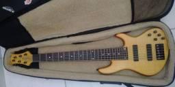 Baixo 6 Cordas Luthier