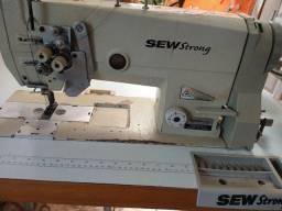 Vendo $ 2.150.00 Máquina de costura Pespontadera semi nova. Pouquíssimo usada.