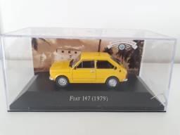 Miniatura Fiat 147 1979