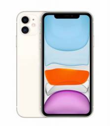 IPHONE 11 128G BRANCO NOVO LACRADO