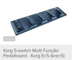Pedal de controle KORG EC5