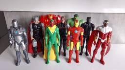 Boneco Vingadores Avengers 30 cm