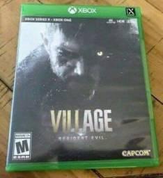Resident Evil Village (promoção de inverno)