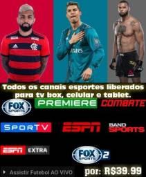 + Futebol, Esportes E Muito Mais