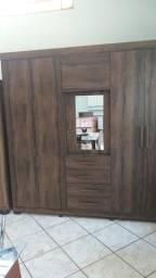 Guarda Roupa C/ Espelho NOVO na Caixa