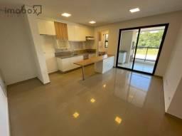 Apartamento no Edifício Toscana com 1 suíte mais 1 quarto