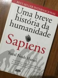 Sapiens - Uma Breve História Da Humanidade NOVO