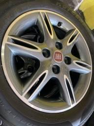 Roda 14 Fiat