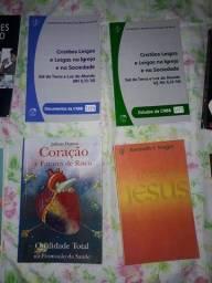 Livros Religiosos.
