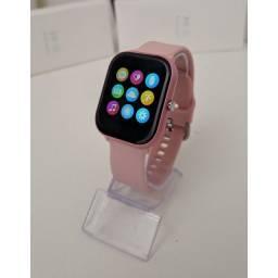 Smartwatch P8 Se Rosa Novo