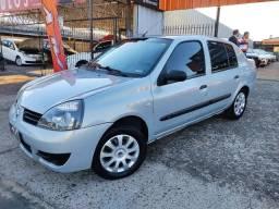Título do anúncio: Clio Sedan Expres 1.0 HI-FLEX 2008! Ótimo