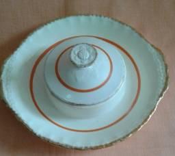 Manteigueira Porcelana Inglesa