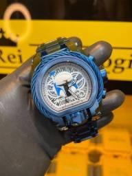 Invicta Magnum novo todo azul