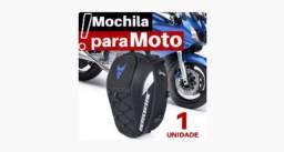 Mochila para moto.