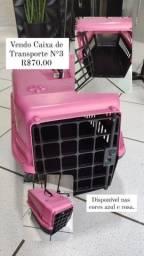 Título do anúncio: Caixa de Transporte Animal Nº3