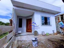 Casa com 3 dormitórios à venda, 130 m² por R$ 480.000,00 - Jardim Atlântico Oeste (Itaipua