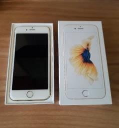 Iphone 6s, novinho, original e sem detalhes