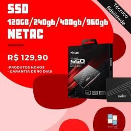 SSD NOVO C/ garantia
