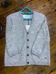 Casaco knit Zara mescla Tam. 5