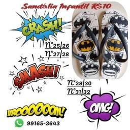 Título do anúncio: Sandália masculina de R$10 por R$8.50