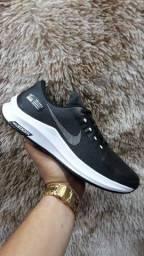 Tênis Nike Zoom Lançamento Preto -- 38 ao 43