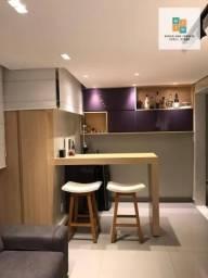 Apartamento com 2 dormitórios à venda, 56 m² por R$ 250.000 - São Geraldo - Sete Lagoas/MG