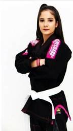 Kimono feminino jiu-jitsu tamanho A1