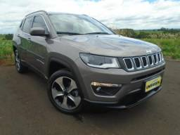 JEEP COMPASS LONGITUDE (só 25.000km)