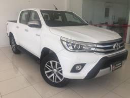 Toyota Hilux CD 2.8 SRX 4X4 Diesel Automática 2018/2018
