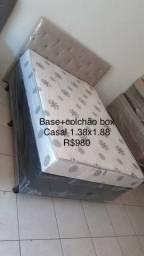 $980 base + colchão direto da fabrica