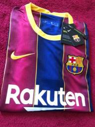 Camisa do Barcelona 2020/21