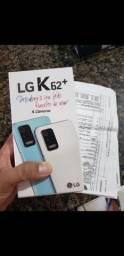 K62+ 128gb branco,lacrado com nota fiscal