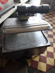 Sanduícheira a gás revizada