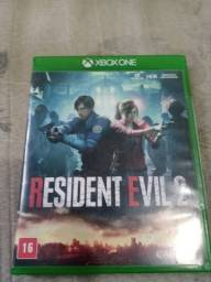 Resident Evil 2  Xbox one completo