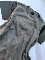 blusa tricot sacada G