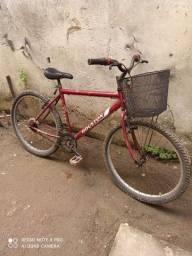 Bicicleta Caloi completa aceito pix e picpay 220 reais pra vender logo