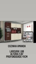 Cozinha Amanda