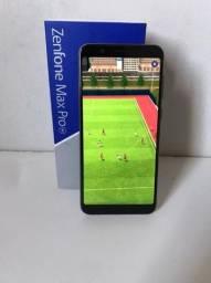 ZenFone Max Pro M1 com nota, caixa , 100%