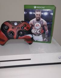 Xbox one S em perfeito estado + jogo