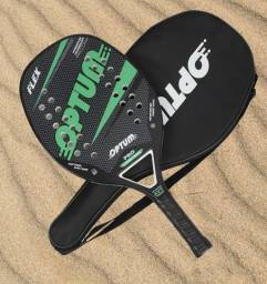Título do anúncio: Raquete Beach Tennis Optum - Fibra de Carbono