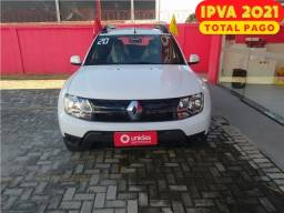 Renault Duster 2020 1.6 16v sce flex expression x-tronic