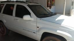 jeep cherokke limited v8 gasolina  automático 4x4